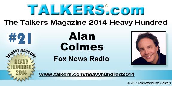 2014 Talkers Heavy Hundred 21-40