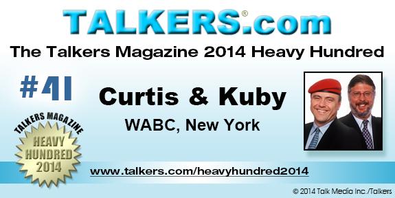 2014 Talkers Heavy Hundred 41-60