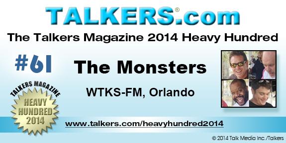 2014 Talkers Heavy Hundred 61-80