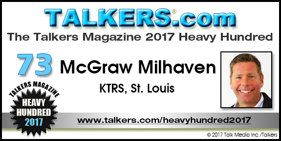 """Search Results campaign : TALKERS magazine – """"The bible of"""