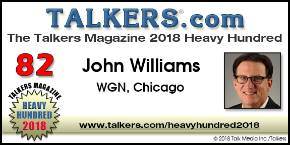 """6a70c8469 Search Results W : TALKERS magazine – """"The bible of talk media."""""""