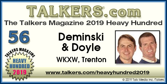 "Search Results heavy : TALKERS magazine – ""The bible of talk"