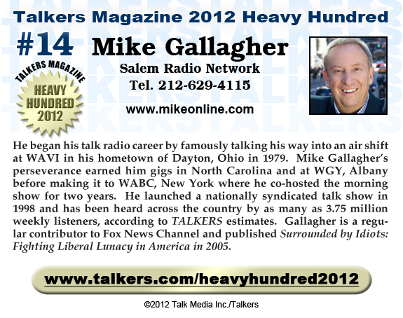 """b0ed280e98ce66 Search Results v   TALKERS magazine – """"The bible of talk media."""""""