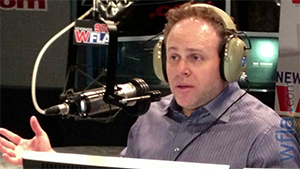 Todd Schnitt action shot