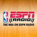 ESPN RAdio - NBA Logo