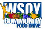 WSOY Community Food Drive