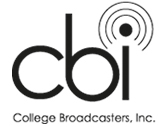 College Broadcasters Inc Logo