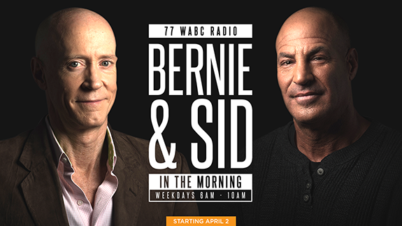 WABC, New York to Move 'Bernie & Sid' to AM Drive. After Don Imus wraps his  legendary radio career on March 30, Cumulus Media's WABC, New York will  move the ...