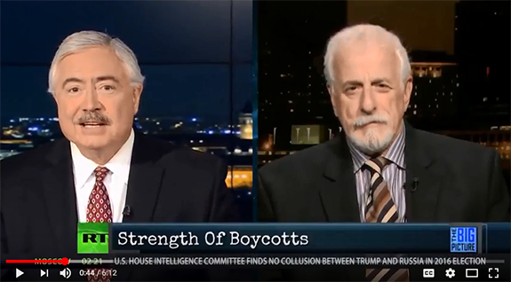 Michael Harrison Says Advertiser Boycotts Infringe Upon the Spirit of the  First Amendment, If Not Its Letter. During a provocative conversation  Friday ...