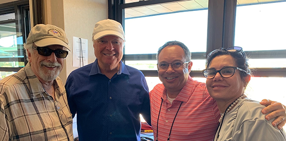 0f3f4017ba6 Take Me Out to the Ballgame. TALKERS publisher Michael Harrison attended  the opening game of the MLB 2019 spring exhibition schedule this weekend  (2 23) ...